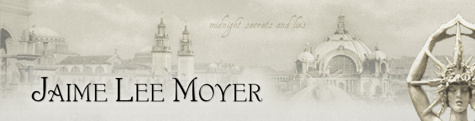 Jaime Lee Moyer: Midnight Secrets and Lies